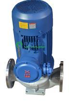 IHG型立式单级单吸不锈钢防爆离心泵,耐腐蚀离心泵