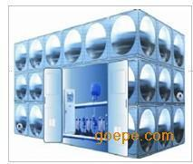 矿箱式无负压供水设备原理