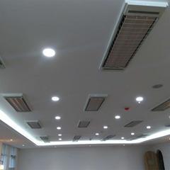高温瑜珈房设备辐射节能采暖器 辐射式节能电热器