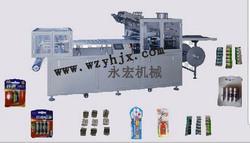 电池纸塑包装机