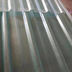 洛陽frp采光板玻璃鋼透明瓦 840防腐瓦規格 廠家批發