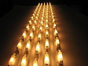 氙气灯带保险丝灯带