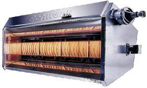 供应supraSchwank燃气辐射采暖设备