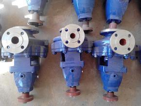利欧IHF/IH50-32-200不锈钢化工离心泵清水循环泵衬氟管道泵耐酸碱脱硫自吸泵