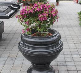 户外景观花盆 建筑花盆 公园花盆家用