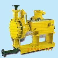 Milroyal B系列高性能液压隔膜计量泵