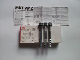 MKT曼卡特德国制造 防开裂定型化学锚栓