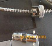 压簧式 K型热电偶(螺牙12mm粗牙)