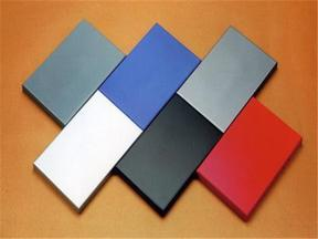 沃尔玛广告牌铝板 2.0mm铝板红色黄色绿色蓝色