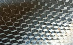 供应铝蜂窝板用铝蜂窝芯