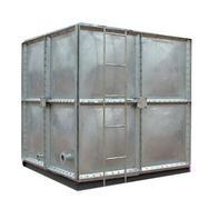 装配式镀锌钢板水箱北京麒麟公司