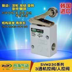 韩国DANHI丹海机械机控阀SVM23
