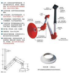 天津万向抽气罩型号天津万向排气罩图片