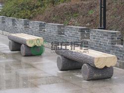圆木凳,桌凳,休憩桌椅,园林小品,景观资材