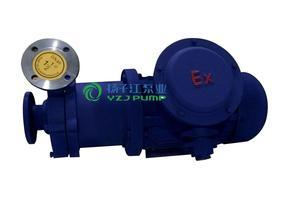磁力泵:CQ型防爆不锈钢磁力泵