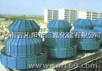 BNL3圆形逆流式玻璃钢冷却塔