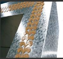 不锈钢压花板