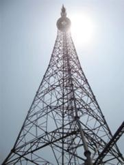 25米/35米/45米避雷塔,三角避雷塔,河南防雷工程公司