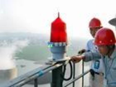 【专业】烟囱航标灯安装公司