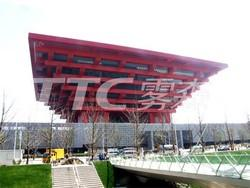 TTC雾森——世博园出入口降温设备