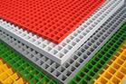 玻璃钢格栅-模塑玻璃钢格栅-玻璃钢格栅板