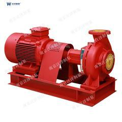 卧式单级消防泵XBD型性能稳定现货多厂家直销