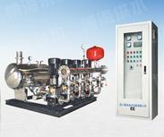 BHWFY型无负压变频供水设备给水泵的质量及性能简介