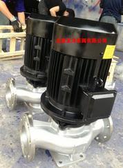 IHG不锈钢耐腐蚀单级管道泵