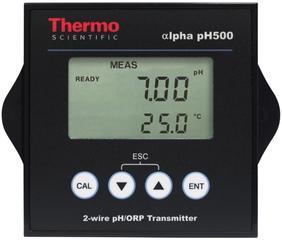 Alpha pH500 两线制pH/ORP 变送