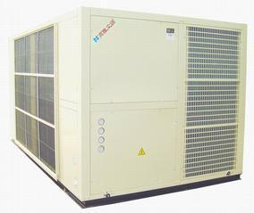 屋頂式風冷單冷(熱泵型)空調機
