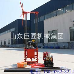 巨匠QZ-2B型岩土工程钻机 轻便式勘探钻机