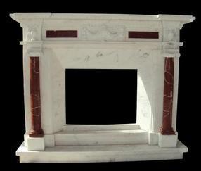 大理石壁炉 MFC145