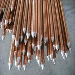 雄县厂家直销避雷铜包钢接地棒批发