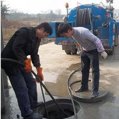 清淤工程图片)东阿县市政管网清淤疏通排水管网检测
