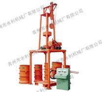 立式挤压式水泥制管机