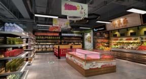 长沙农贸市场提质改造翻新就咨询长沙壹番设计公司