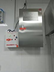 餐饮行业专用单瓶组厨房灶台自动灭火设备广东厂家