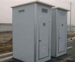 江门移动环保厕所租赁