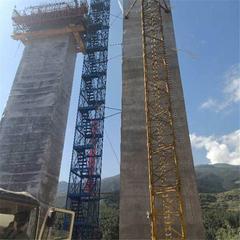 通达厂家定制框架梯笼箱式梯笼组合式梯笼
