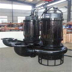 厂家批发无堵塞潜水抽沙泵