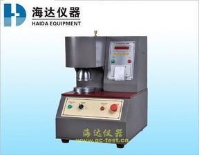 福州厦门塑料耐破度仪HD-504A-1耐破度仪销售
