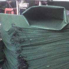 绿化护坡生态袋 植生袋 植草袋 土工管袋 绿色草籽生态袋