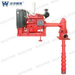 XBC柴油机消防泵启动快智能操作耐磨损耐使用
