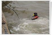 上海市水下堵漏工程
