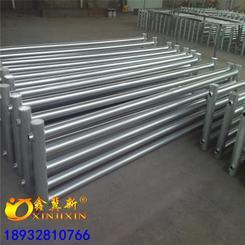 D133*2000*6型光面管暖气片@厂房采暖专用钢制光面管散热器材质