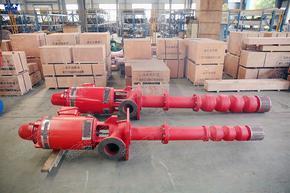 深井消防泵3CF认证消防泵厂家干式长轴深井泵