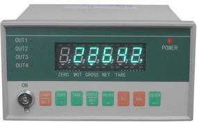 山东加气砖生产线专用称重控制仪