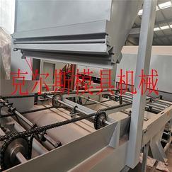 克尔斯厂家生产彩石金属瓦设备钢质金属瓦设备
