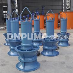 电站给排水潜水轴流泵生产厂家