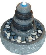 灰色大理石小喷泉GAF102B